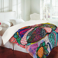 DENY Designs Home Accessories | Mikaela Rydin Flourish 1 Duvet Cover