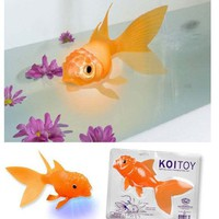 Koi Toy A Glowing Goldfish