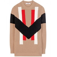 givenchy - wool and cashmere-blend sweater