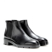 tod's - leather chelsea boots