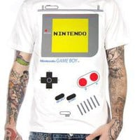 ROCKWORLDEAST - Nintendo, T-Shirt, Gameboy