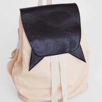 Yue Fang Backpack - Natural Raw/Stingray « Pour Porter