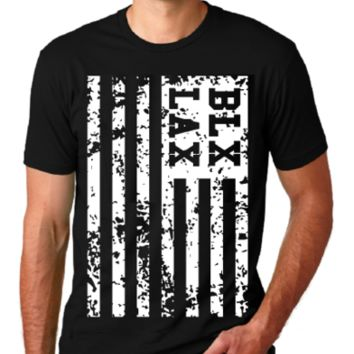 Mens Flag - BLXLAX | Lacrosse Lifestyle Apparel