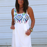 Think in Sequin {Dress}