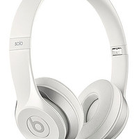 The Solo 2 On-Ear Headphones in White