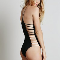 Free People Wild Side One Piece
