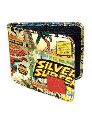 Marvel Wallets (Outside Print)