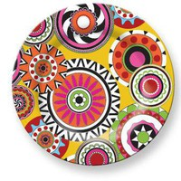 Sunshine Wheel Plate 11""