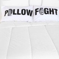 Pillow Fight Pillow Case - Set Of 2
