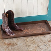 Western Star Boot Tray
