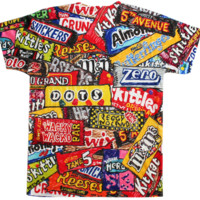 Candy Crush Tee