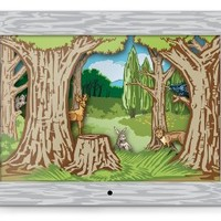 Kikkerland The Woodlands Moving Picture Diorama