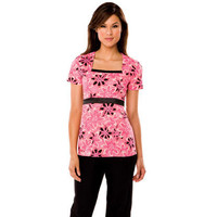 Baby Phat Shaped Square Neck Top