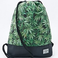 Cayler & Sons Kush Gym Bag in Green - Urban Outfitters