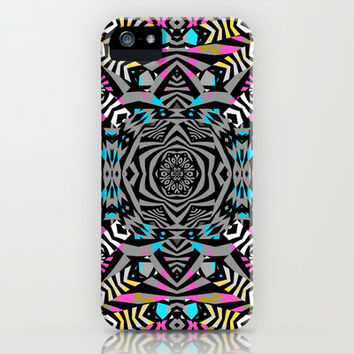 Mix #586 iPhone & iPod Case by Ornaart