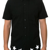 The Star Buttondown Shirt in Black and White