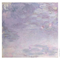 Pale Water Lilies, circa 1917-1925 Art Print by Claude Monet at Art.com