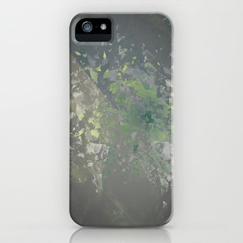 Sharp edges iPhone & iPod Case by Sylvan Hillebrand