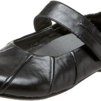 Portlandia Women`s Beaverton Mary Jane Flat,Black,45 EU (US Women`s 13 W)