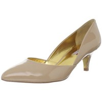Ted Baker Women`s Harrisia Pump,Nude Patent,9.5 M US