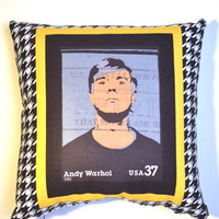 Pop Of Andy Pillow - YellowBrand: HIPSTER