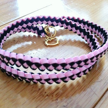 Hello Kitty Lattice Bracelet
