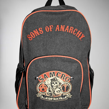 Sons of Anarchy Samcro Backpack