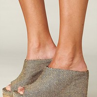 Free People Amanda Mule Wedge