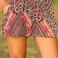 Eclipse Of The Heart Shorts