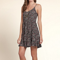 Hollister + Lucy Hale Babydoll Dress