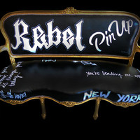 REBEL PINUP SOFA & CHAIRS