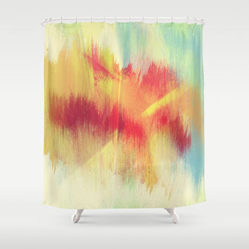 Sweet Dreams Of Passion Shower Curtain by Timothy Davis