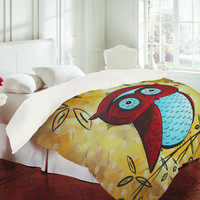 DENY Designs Home Accessories | Madart Inc. Peekaboo Duvet Cover