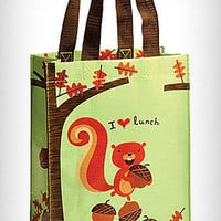Nutty Squirrel I Heart Lunch Bag