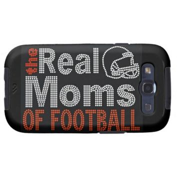 The Real Moms of Football Samsung Galaxy 3 Case