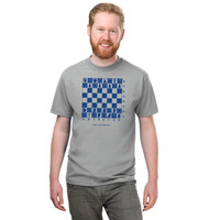 Exclusive Time War Stalemate T-Shirt - Grey,