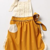 Tea-And-Crumpets Kid&#x27;s Apron-Anthropologie.com