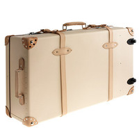 "Collection Globe-Trotter® Centenary 33"" extra-deep suitcase with wheels"
