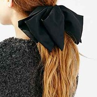 Modern Muse Bow Ponytail Holder - Urban Outfitters