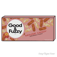 Good And Fuzzy (box only) Tee by Amy-Elyse Neer