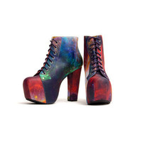 Lita Fab - Rainbow Galaxy | Black Milk Clothing