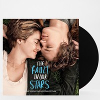 Various Artists - The Fault In Our Stars Soundtrack LP- Black One
