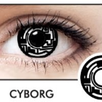 Cyborg Contact Lenses