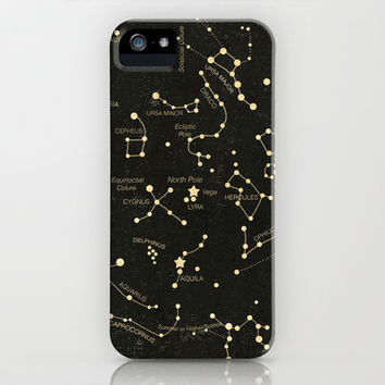 Ancient Constellations iPhone & iPod Case by Terry Fan