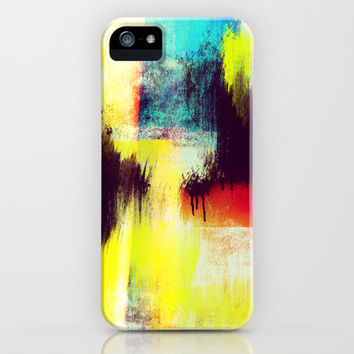 A Subdued Trance iPhone & iPod Case by Timothy Davis