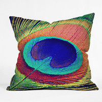 DENY Designs Home Accessories | Shannon Clark The Eye Throw Pillow