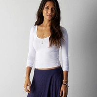 AEO Women's Scoop Neck T-shirt