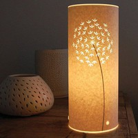 allium table lamp by hannah nunn