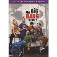 The Big Bang Theory: The Complete Third Season (3 Discs)