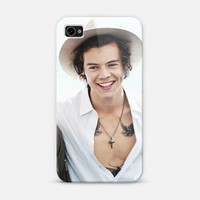 Harry Styles iPhone 4/4S case by christine👋   Casetify